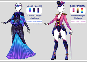 Fashion Design Adoptable Auction (CLOSED) by JessyB-Design