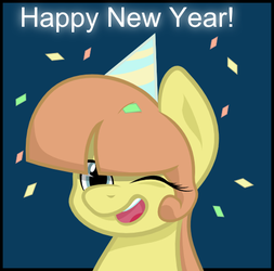 Happy New Year by LaczkoUr