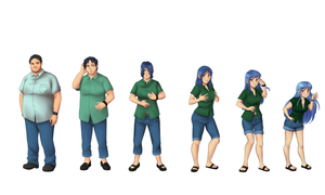 TG Commission Sequence for Ricktor555 by Rezuban