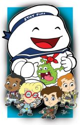 Chibi Ghost Busters by dGREAT1