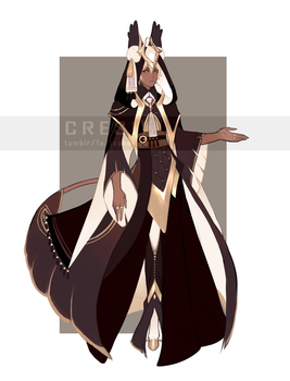 Personal - Ramis Outfit Design by Cresii