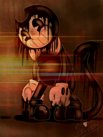 You Traitor - Bendy and The Ink Machine by MrRexyy846