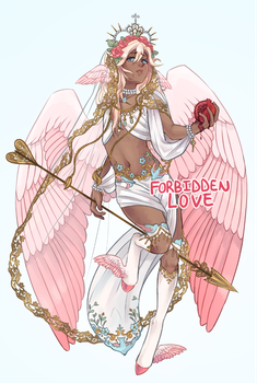 VALENTINES DAINTY- FORBIDDEN LOVE {CLOSED} by Pajuxi-Adopts