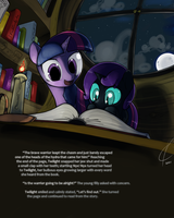 Storytime. by Dreatos