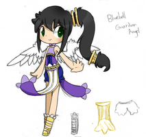 Bluebell-Guardian Angel by SilviShinyStar