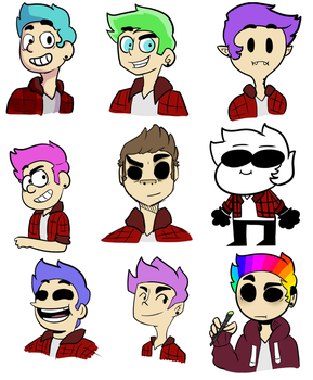 Style Challenge [Guess Who] by Cryshads