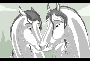 I See you - Free lineart by Wild-Hearts