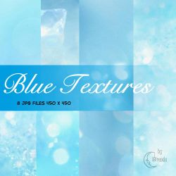 Blue Textures by Coby17