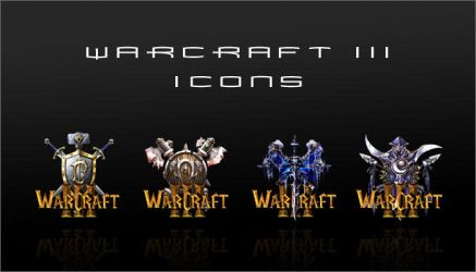 Warcraft III Icons by Space-manSpiff