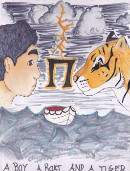 The Life of Pi - copics by TigerOtter7