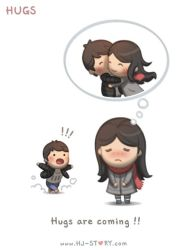 49. Hugs Are Coming by hjstory