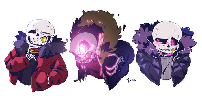 fell sans by tabe103