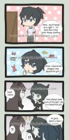I don't want to be cute girl by pink-hudy