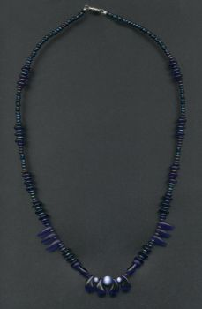 Cobalt Necklace by DonSimpson