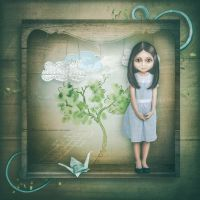Forgotten Doll by Fran-photo