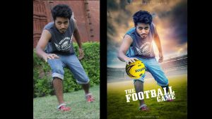 The Football Game by hasshasib001