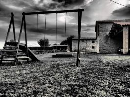 swing set by ThePraiodanish
