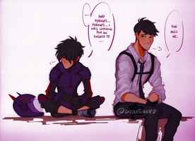 BH6: Missed You by DAsKeTcHeRZ