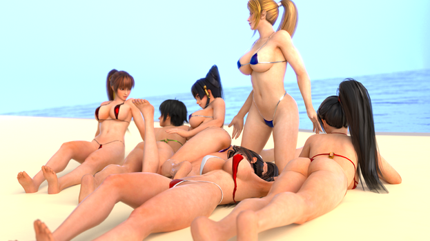DoA (36 c - Beach [B]) by AdeptusInfinitus