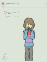 Ask us undertale 4 by DieCrackfee