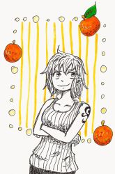 Oranges by prusce