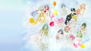 Sailor Moon 2 Wallpaper 1600x900 by guardian-of-moon