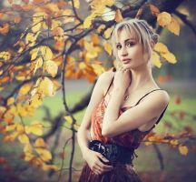 End of Autumn by MoofyModel