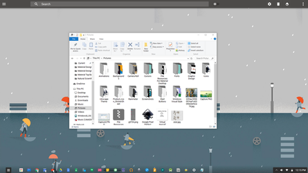 File Resources For Material Desktop WIP by Manga737