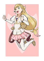 [COLLAB] J-Pop Idol Sharena by Indie-Calls