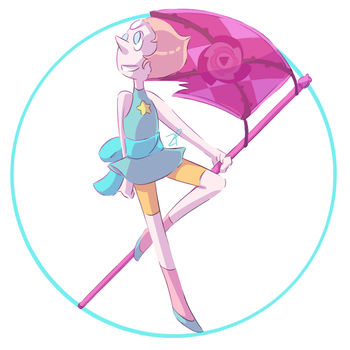 Pearl Sticker by CandyClouds22