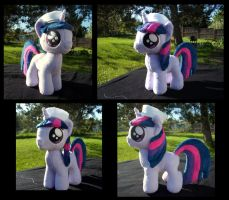 Sailor Hat Twiley Filly - Commission by fireflytwinkletoes