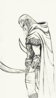 Drizzt is back by valenior
