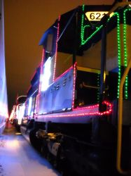 Holiday Train 4 by JamesKinglion
