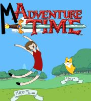 MADVENTURE TIME! by copper123