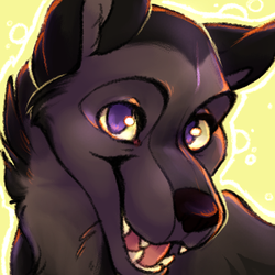 Icon Commission for Wolfwarrior2100 by Loopy44