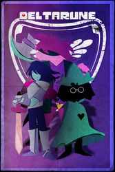 -- Deltarune -- by 0l-Fox-l0