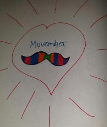 Movember by Princ3ssWolfi3