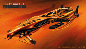 SUPER - Just Race It | Superbuild 3.2 by IllOO