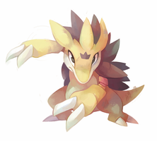 Commission: Sandslash