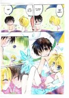Yuuram doujinshi page by i-love-harvest-moon
