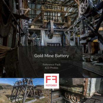 423 photos of Gold Mine Battery by Fotoref