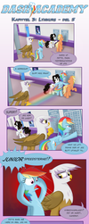 Norwegian - Dash Academy 3 Lynkurs Part 5 by TheHallOfMall
