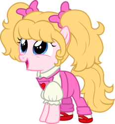 Molly Williams pony by CloudyGlow