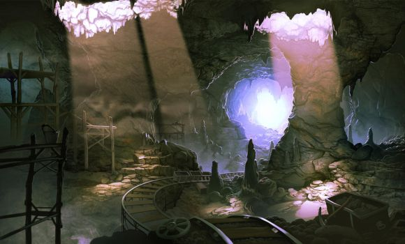 Caves by arcipello
