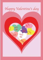 Sweetheart Valentines Card by Steckadeck54