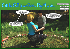Little Silly Wishes. Page 56. by nyom87