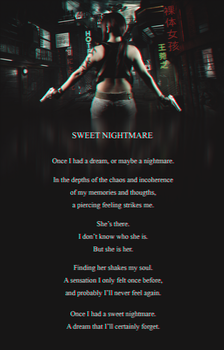 Sweet Nightmare by x-Rayzen-x
