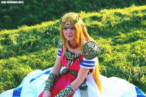 The Legend of Zelda ALink to the Past Cosplay #003 by LaraWegenaerArts
