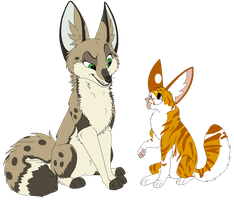 Ear-Off by boxes-of-foxxes