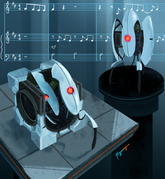 Singing Practice by A-Hippocampus